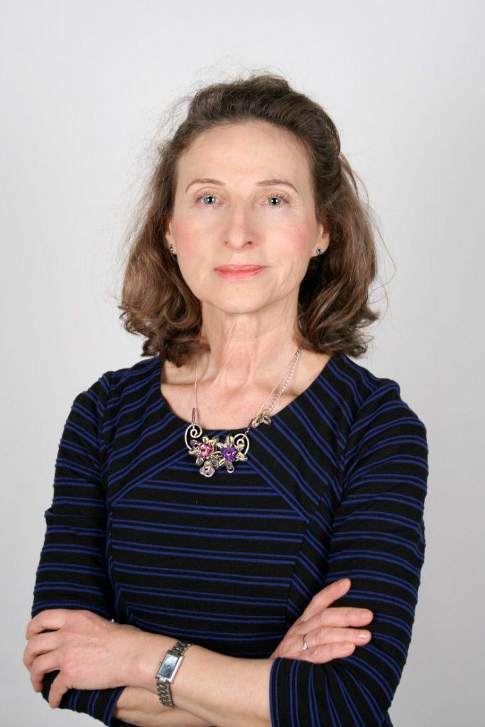 Тодорка Бучинска - Основател и Главен редактор на НОВЕ Пъблишинг
